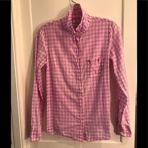 J crew boy shirt button down